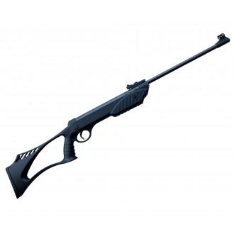 Borner XSB1 (переломка, пластик, черный) 4,5 мм