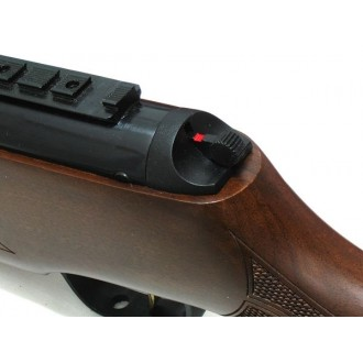 Пневматическая pcp винтовка Hatsan 135 4,5 мм