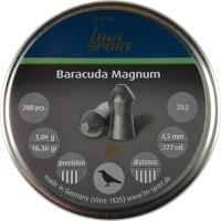 Пули H&N Baracuda Magnum 1,06 г (200 штук) 4,5 мм