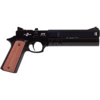 Ataman (Атаман) AP16 (черный, компакт, рукоять ламинатная) 4,5 мм