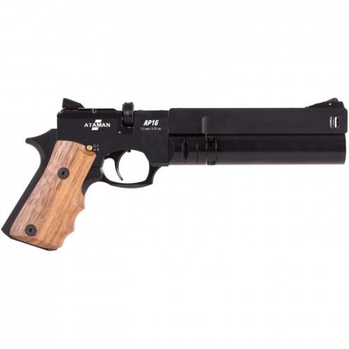 Ataman (Атаман) AP16 (черный, компакт, рукоять металлическая) 5,5 мм