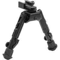 Сошки Leapers UTG Heavy Duty Recon 360 регулируемые на антабочный винт и планку Вивера/Пикатинни