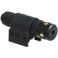 Лазерный целеуказатель Leapers UTG Combat Tactical красный на планку Вивера/Пикатинни