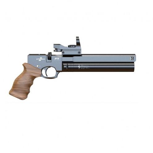 Ataman (Атаман) AP16 (черный, стандарт, рукоять деревянная) 5,5 мм