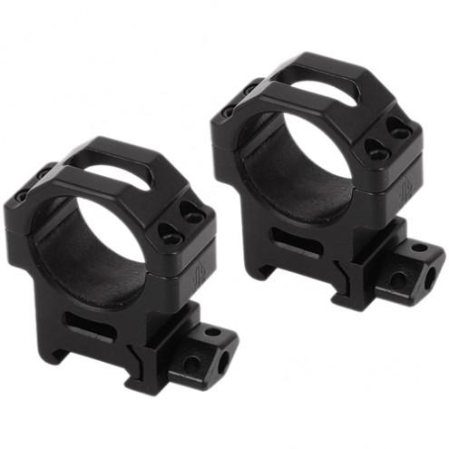 Кольца Leapers UTG 30 мм высокие на планку Вивера/Пикатинни