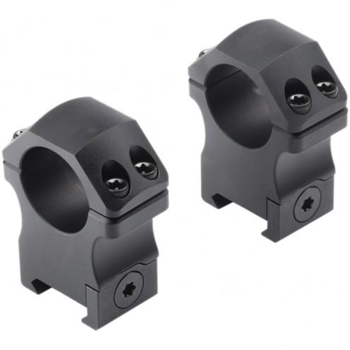 Кольца Leapers UTG Pro 1″ высокие на планку Вивера/Пикатинни