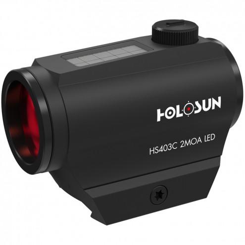 Коллиматорный прицел Holosun HS403C 1X20