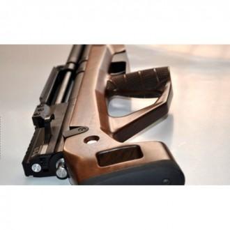 Horhe-Jager (Егерь) SP Булл-пап (полигональная нарезка ствола) 6,35 мм
