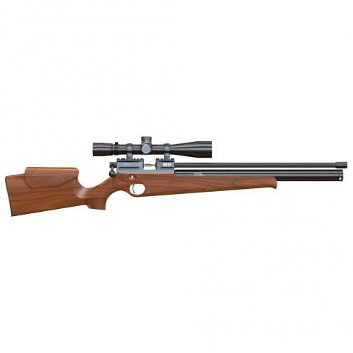 Ataman (Атаман) Carbine ML15 C15/RB (карабин) 5,5 мм в комплекте с насосом и прицелом