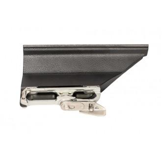 Кронштейн-переходник с бокового на планку Weawer( АЛ6.130.390-03) /Сайга