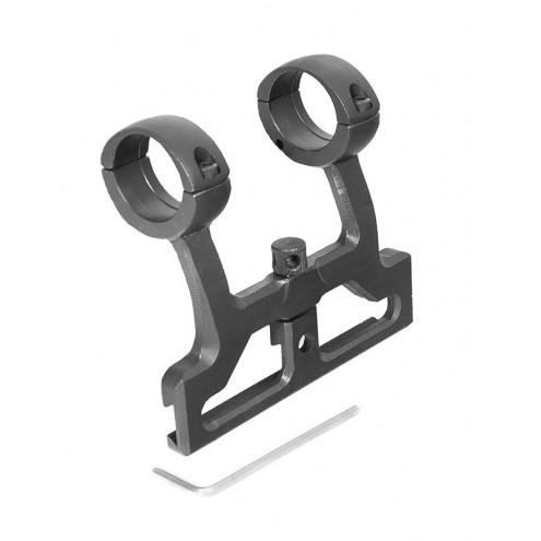 Кронштейн для прицелов ЭСТ 25,4 мм на МР-163