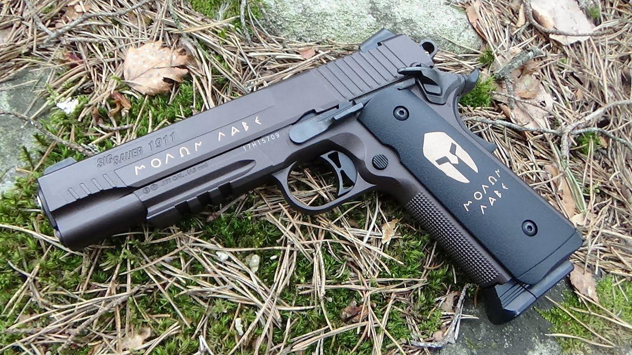 Sig Sauer 1911 Spartan 4,5 мм