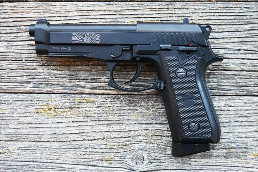 P92 4,5 мм