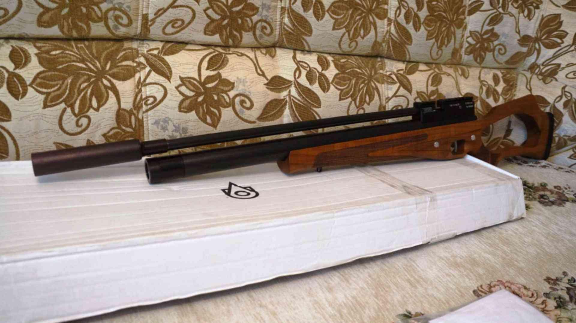 Horhe-Jager (Егерь) SP (полигональная нарезка ствола) 5,5 мм