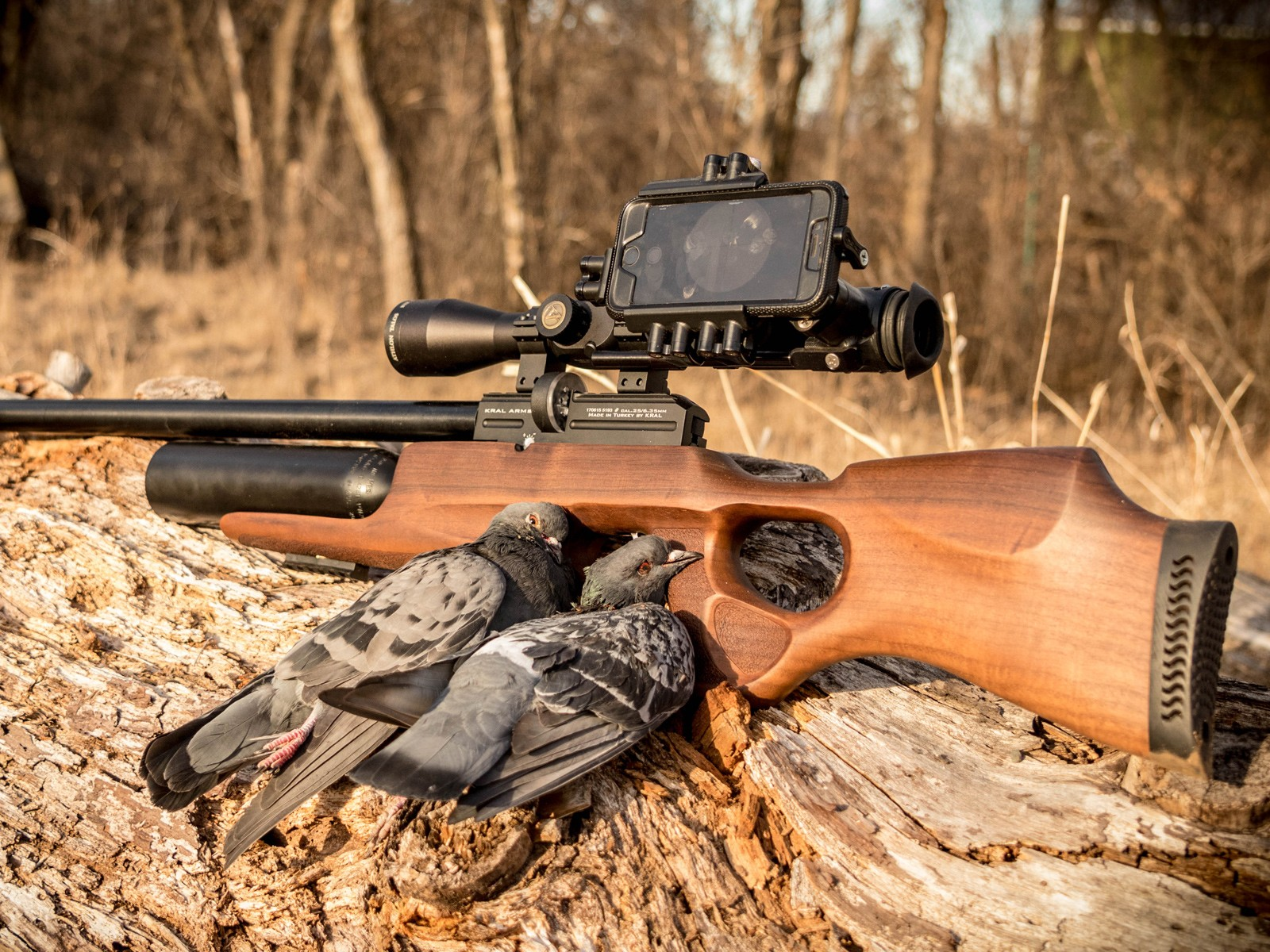 Kral Arms Puncher Jumbo 5,5 мм
