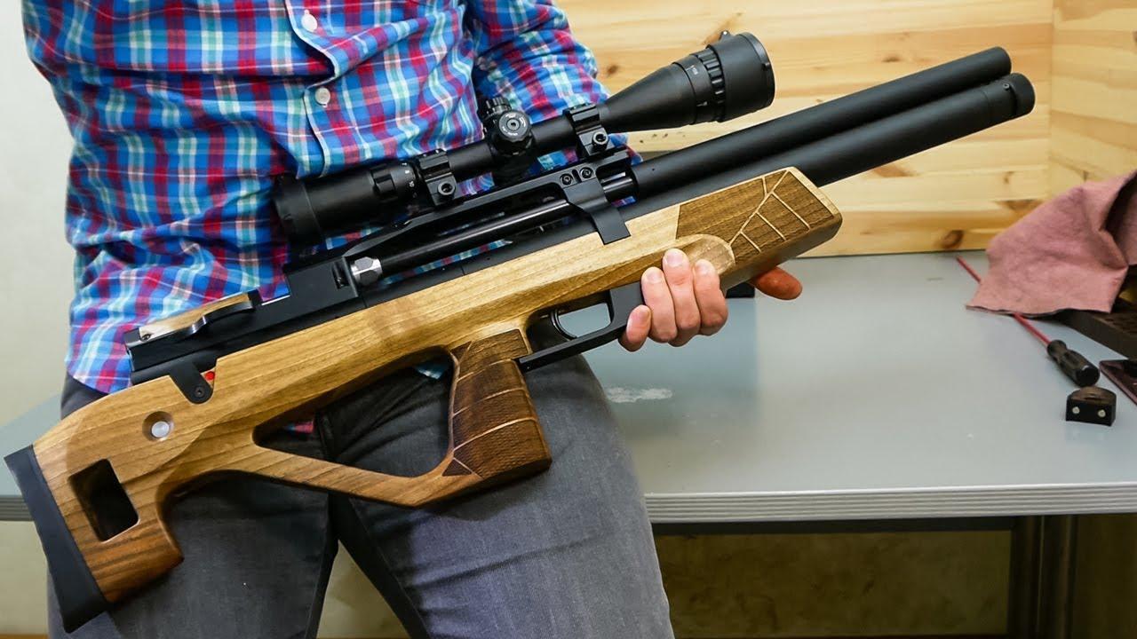 SP Булл-пап (полигональная нарезка ствола) 5,5 мм