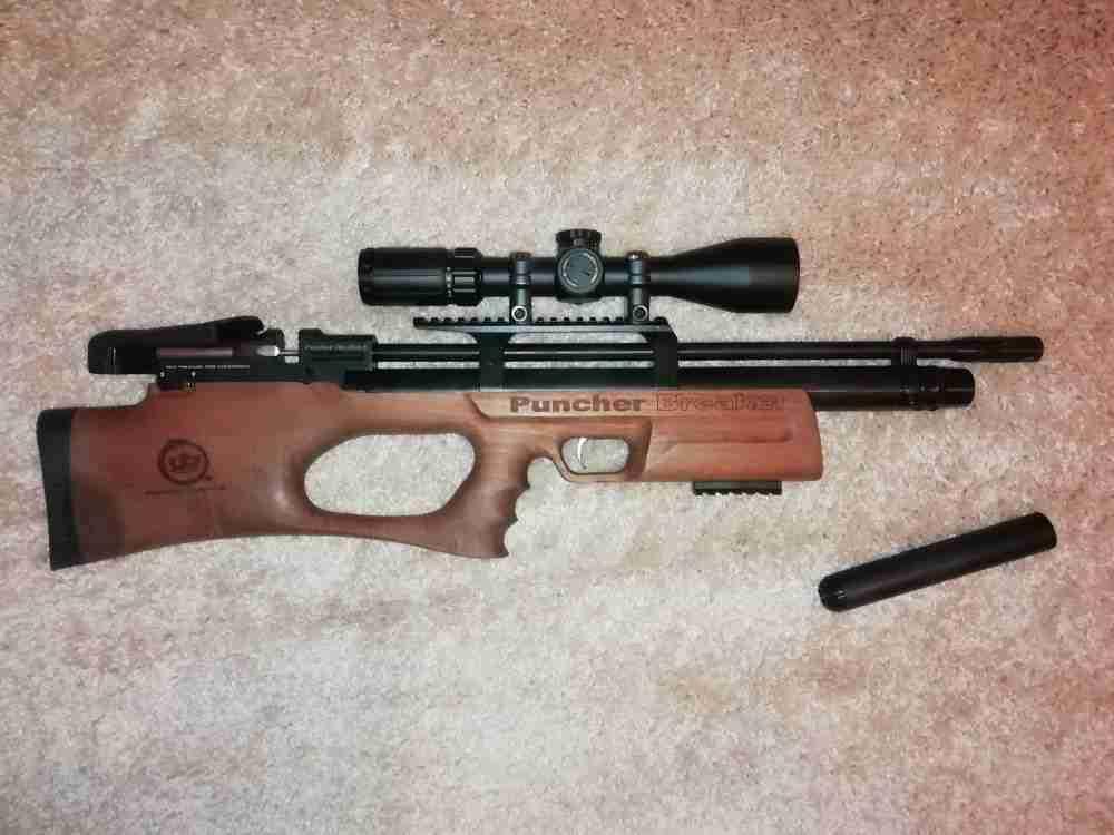 Kral Arms Puncher Breaker W 5,5 мм