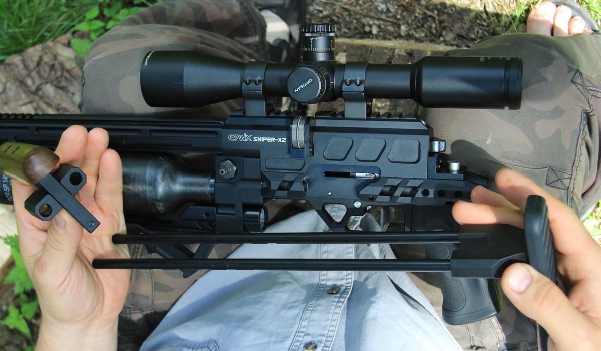 Evanix Sniper-X2K (SHB) кал. 4,5 мм