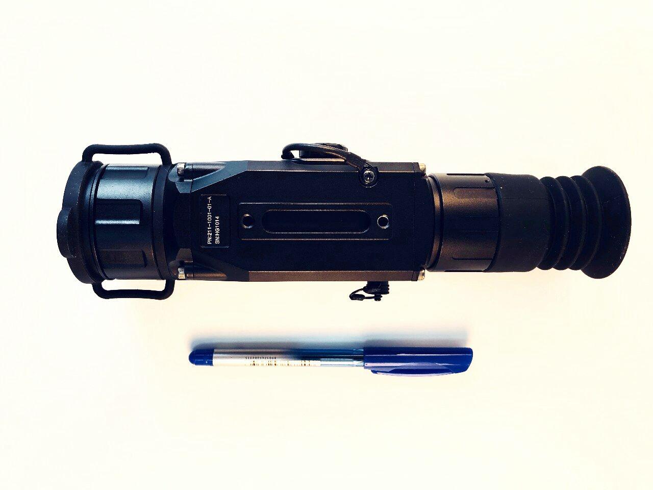 фотография тепловизионного охотничьего прицела iRay XSight SH-50