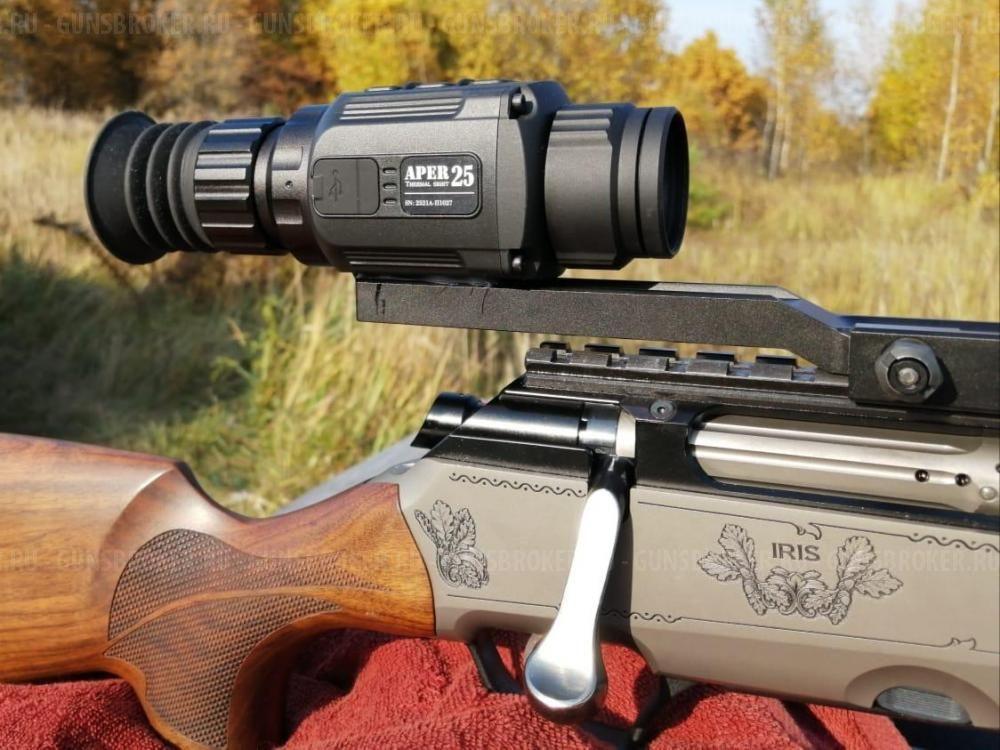 фотография тепловизионного охотничьего прицела iRay Aper TS25