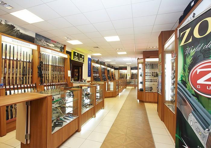 магазин pcp винтовок в Москве