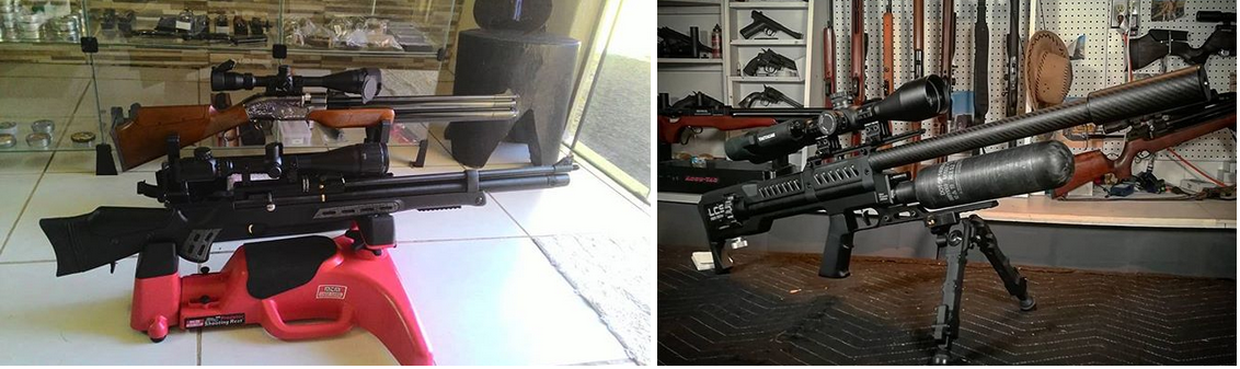 пневматическая pcp винтовка Gamo