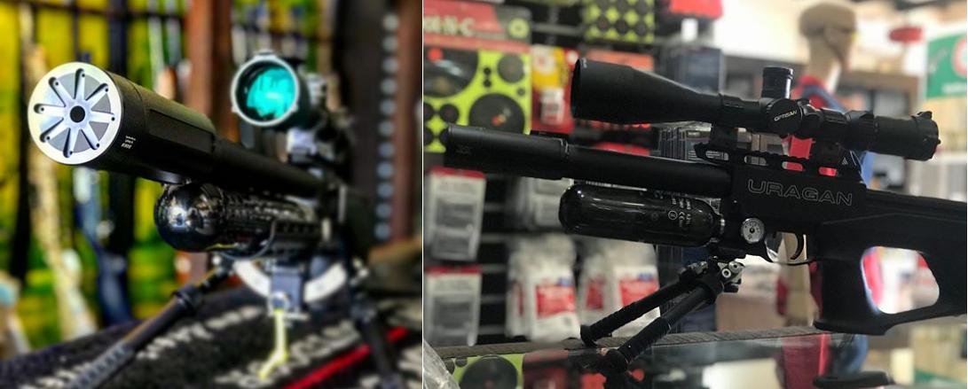 оптика для pcp винтовок