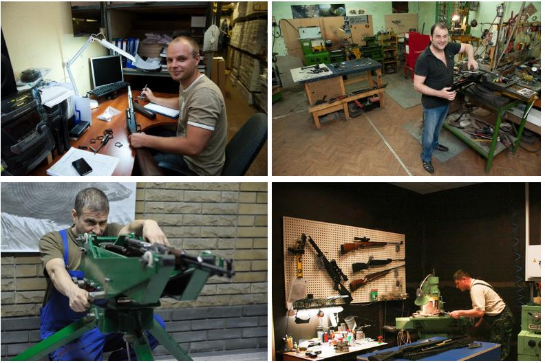 ремонт псп винтовок Air Arms